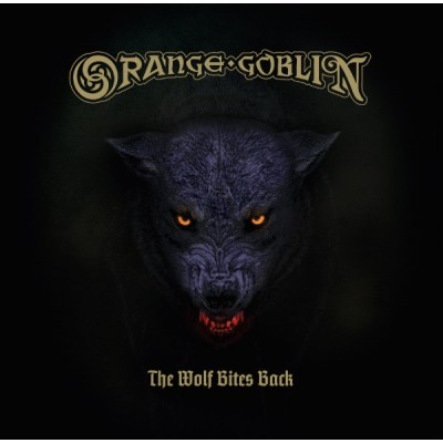 Orange Goblin - The Wolf Bites Back LP Gatefold