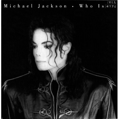 Michael Jackson - Who Is It 12''