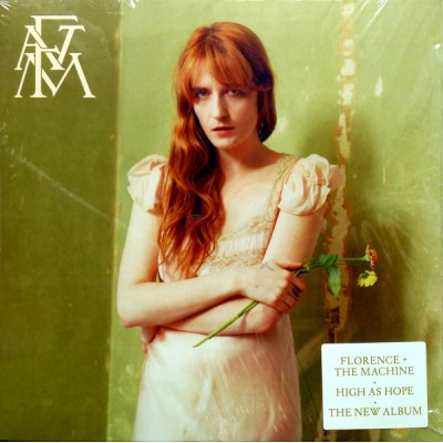Florence And The Machine - High As Hope LP 2018 NEW + 12 Page Booklet