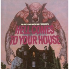 Various - Hell Comes To Your House LP 1985 Poland