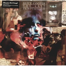 Alice Cooper - The Last Temptation LP Ltd Ed Black Vinyl