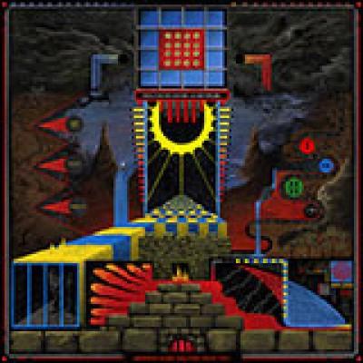 King Gizzard And The Lizard Wizard – Polygondwanaland LP Ltd Ed 500 copies