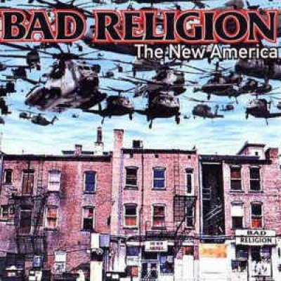 Bad Religion – The New America LP 2018 Reissue