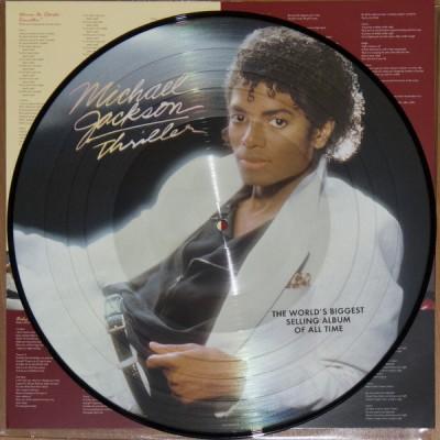 Michael Jackson – Thriller LP Picture Disc Ltd Ed