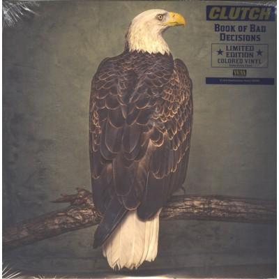 Clutch - Book Of Bad Decisions 2LP Ltd Ed Coke Bottle Clear Vinyl