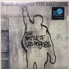 Rage Against The Machine - The Battle Of Los Angeles LP NEW 2018 Reissue