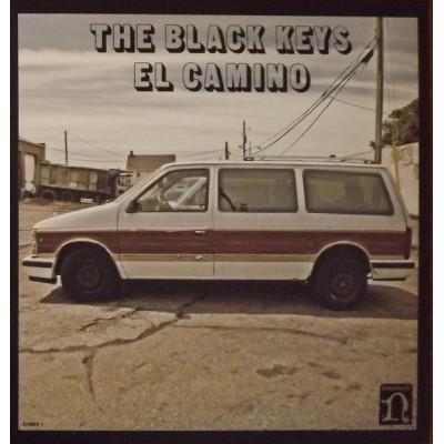 The Black Keys – El Camino LP + Poster + NEW 2019 Reissue