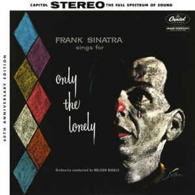 Frank Sinatra – Frank Sinatra Sings For Only The Lonely (60th Anniversary Edition) 2LP 2018 Reissue