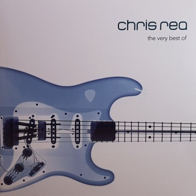 Chris Rea - The Very Best Of 2LP Gatefold