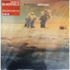 Blackfield ‎– Open Mind: The Best Of Blackfield 2LP Ltd Ed Sun Yellow Vinyl