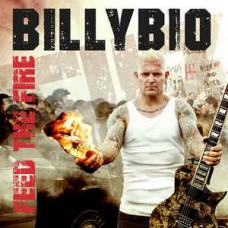 BillyBio ‎( Biohazard ) – Feed The Fire LP Gatefold