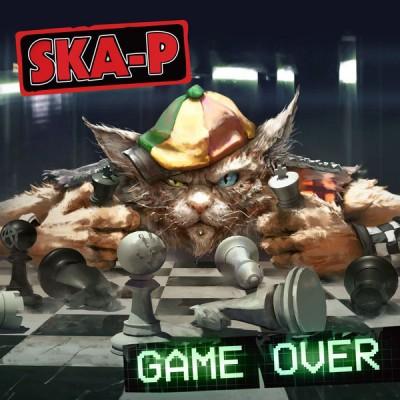 Ska-P – Game Over 2LP Gatefold NEW 2018 3 Последних экземпляра