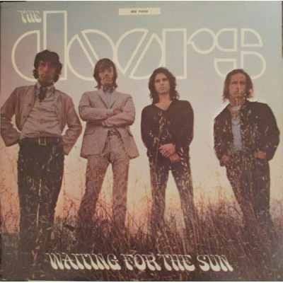 The Doors - Waiting For The Sun LP Gatefold US