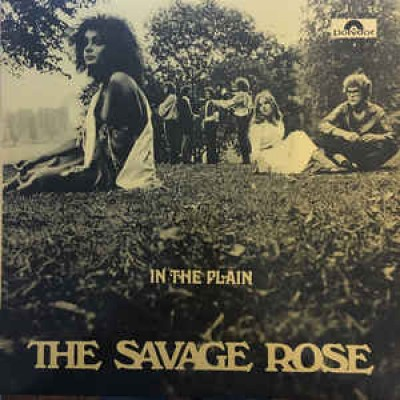 The Savage Rose – In The Plain LP Germany 1972