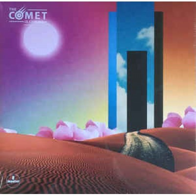 The Comet Is Coming - Trust In The Lifeforce Of The Deep Mystery LP Gatefold