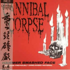 Cannibal Corpse ‎– Hammer Smashed Face LP Ltd Ed 200 Copies