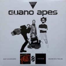 Guano Apes ‎– Dont Give Me Names / Walking On A Thin Line 2LP Gatefold 2019 Reissue