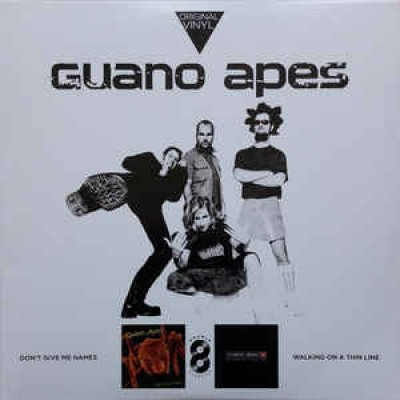 Guano Apes – Dont Give Me Names / Walking On A Thin Line 2LP Gatefold 2019 Reissue