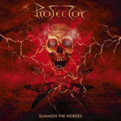 Protector – Summon The Hordes LP + 2 Inlays + Photo Ltd Ed 300 copies