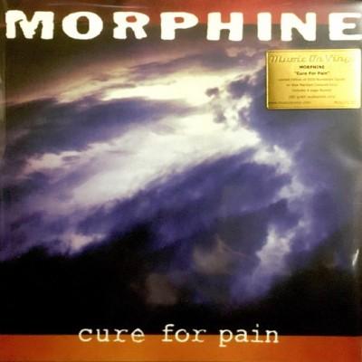 Morphine – Cure for Pain LP NEW 2019 Reissue Ltd Ed Blue Vinyl