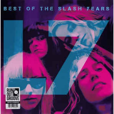 L7 ‎– Best Of The Slash Years LP NEW 2019 Green Vinyl Numbered Ltd Ed