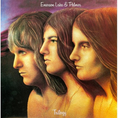 Emerson, Lake & Palmer ‎– Trilogy LP Gatefold 2004 Reissue
