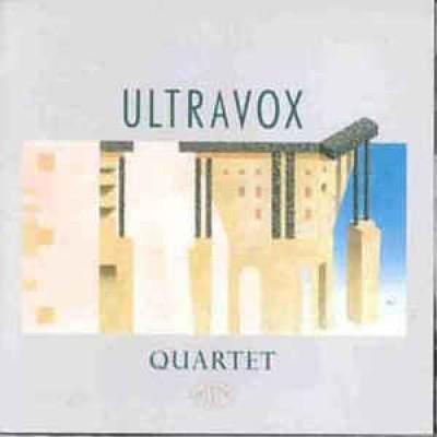 Ultravox – Quartet LP US