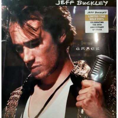 Jeff Buckley - Grace LP Gold Vinyl Ltd Ed NEW 2019 25th Anniversary Reissue