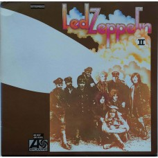 Led Zeppelin - Led Zeppelin II LP Gatefold Germany 1972 Reissue