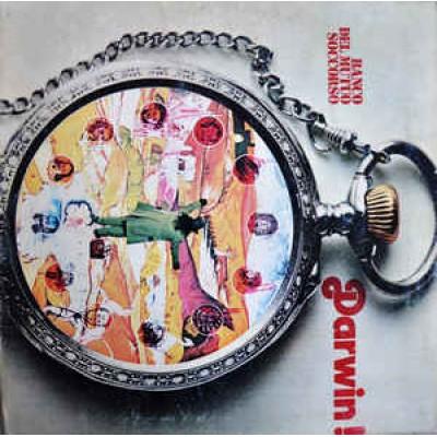 Banco Del Mutuo Soccorso – Darwin! LP Gatefld Italy 1972 + Inlay