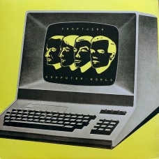 Kraftwerk - Computer World LP 1981 Yugoslavia + inlay