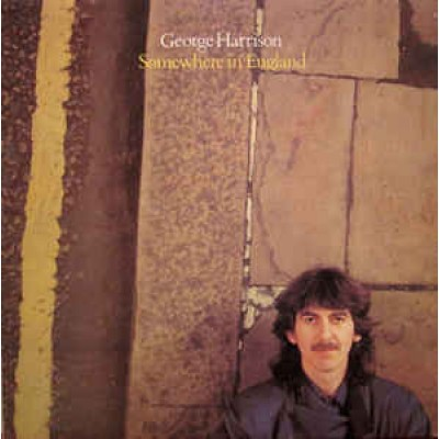 George Harrison ‎– Somewhere In England LP US Speciality Pressing + Inlay