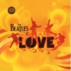 The Beatles - Love 2LP Gatefold + 28 Page Booklet