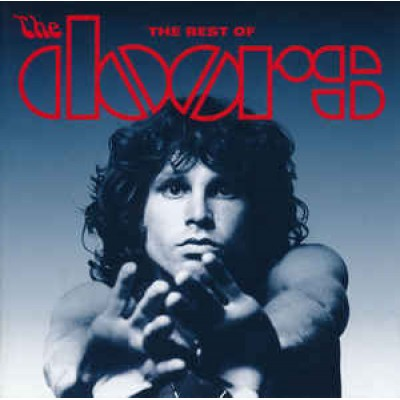 CD The Doors ‎– The Best Of The Doors (Germany)