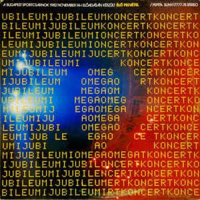 Omega – Jubileumi Koncert 2LP Gatefold