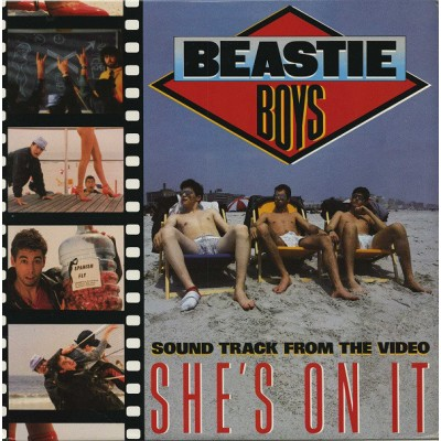 Beastie Boys - Shes On It 12''
