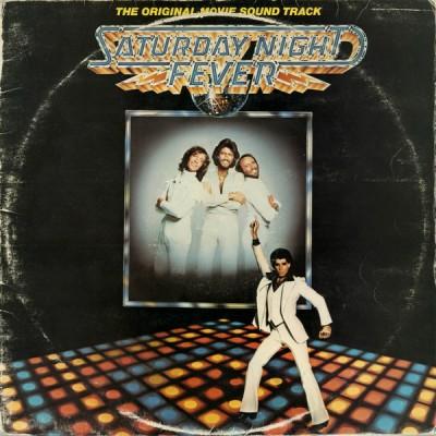 Various - Saturday Night Fever (Bee Gees, The Original Movie Sound Track) 2LP Gatefold
