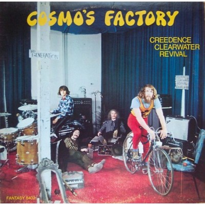 Creedence Clearwater Revival – Cosmo's Factory LP 1970 Canada