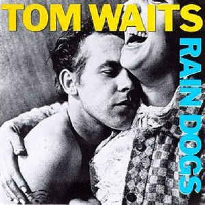 Tom Waits - Rain Dogs  LP Sweden + Inlay