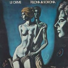 Le Orme – Felona & Sorona LP UK 1973 Gatefold