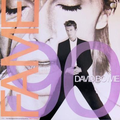 "David Bowie - Fame 90  12"""