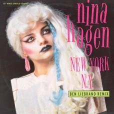 Nina Hagen - New York N.Y. (Ben Liebrand Remix)
