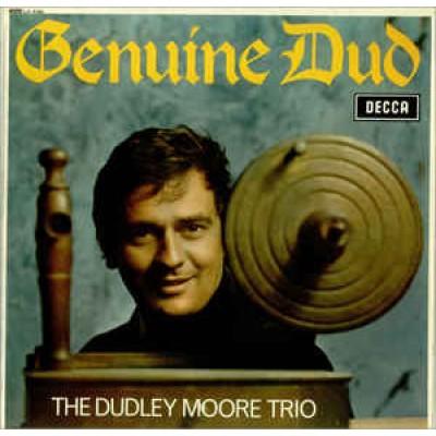 The Dudley Moore Trio – Genuine Dud LP UK 1966 Mono
