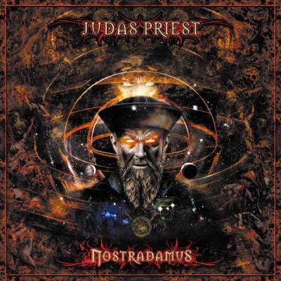 Judas Priest – Nostradamus Deluxe Box Set 3LP + 2CD + 48-page Book + Poster