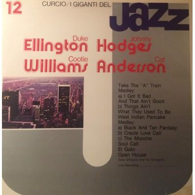 Duke Ellington / Johnny Hodges / Cootie Williams / Cat Anderson - I Giganti Del Jazz Vol. 12