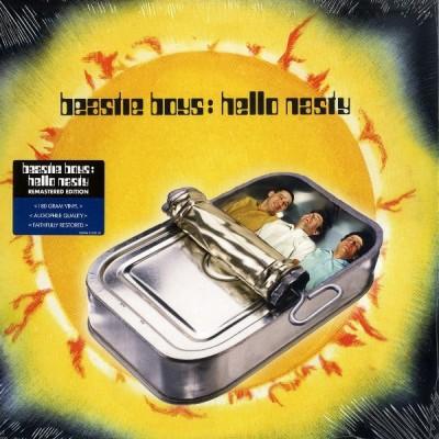 Beastie Boys - Hello Nasty 2LP Gatefold