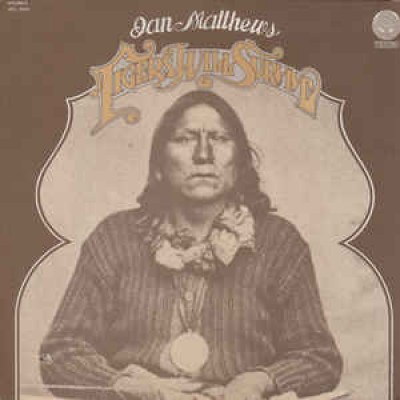Ian Matthews – Tigers Will Survive LP US 1972 Textured Gatefold