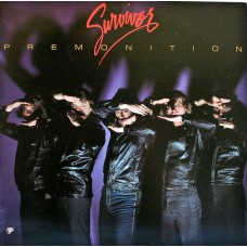 Survivor - Premonition LP 1981 The Netherlands