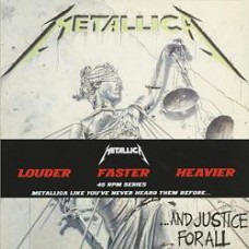 Metallica - ...And Justice For All BOX 4 LP