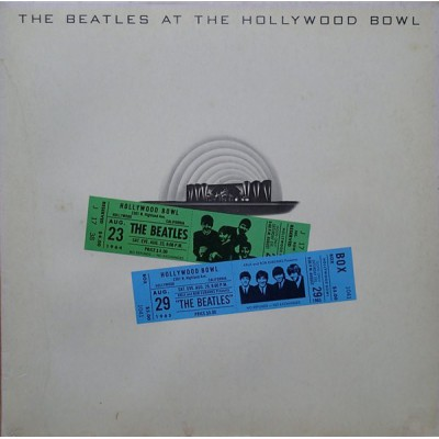 The Beatles - The Beatles At The Hollywood Bowl